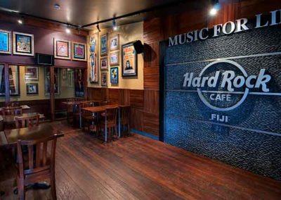 Hard Rock Cafe Fiji interior